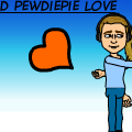 pewdiepie with cutiepie