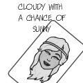 Cloudy with a Chance of Sunny