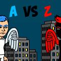 A VS Z