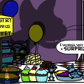 surprize pastry
