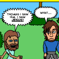 Jesus and Thomas