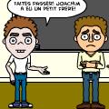 Joachim a des ennuis