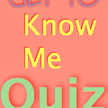 Get to Know Me Quiz