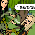 Hunger games roleplay