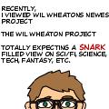 Wil Wheaton, Wil Wheaton