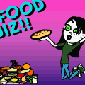 the food quiz!!