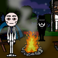 the paranormal camp