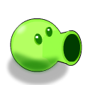 I made a Pea Shooter Head!