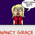 Nature Vs Nancy Grace!