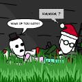 A merry creepy Christmas #2