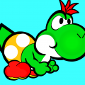 Paper Yoshi
