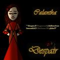 Despair Poster - Calantha