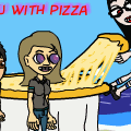 Remix you with pizza!!!!