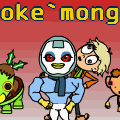 Poke'monged