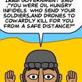 'IRAQI APOLOGY'
