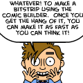 Comic Builder - Adding Panels