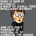 TotD: Hair