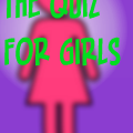 Quiz for girls