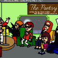 Bitstrips Poetry Club Remix