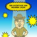 Indianen Jhon's truukendoos