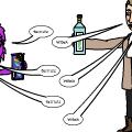 vodka vs skittlez