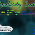 Popularity Scale :P