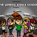 Bitstrip Middle School.