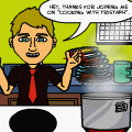 Bitstrips Cooking Show