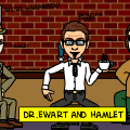 Dr.Ewart and Hamlet