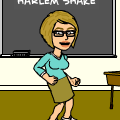 Harlem Shake-Teacher Version