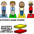 Bitstrips Board Game