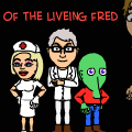curse of the liveing fred