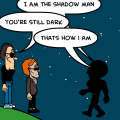 The Shadow Man (End)