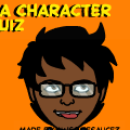 Da character quiz(My real one)