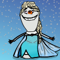 TotD: Snowman