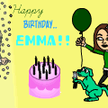 Happy Birthday Emma!!!