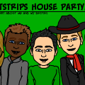 BITSTRIPS HOUSE PARTY!!
