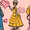 Kida, Jane & Giselle