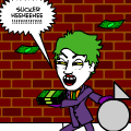 The Jokers ROBBERY