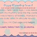 happy uterus day to me