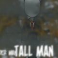 Tall man