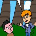 Nate talks to Eddy #2/Escape