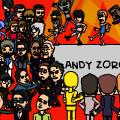 Love is Legends, Andy Zorotl