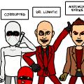 """Villains & Anti-Heroes"""