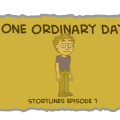 One Ordinary Day Cover