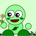 Grass bubble