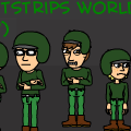 THE BITSTRIPS WORLD WAR