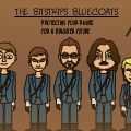 Bitstrips Bluecoats