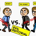 Evil Editorial