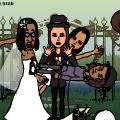 wedding rp/dave&lae
